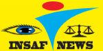INSAF NEWS